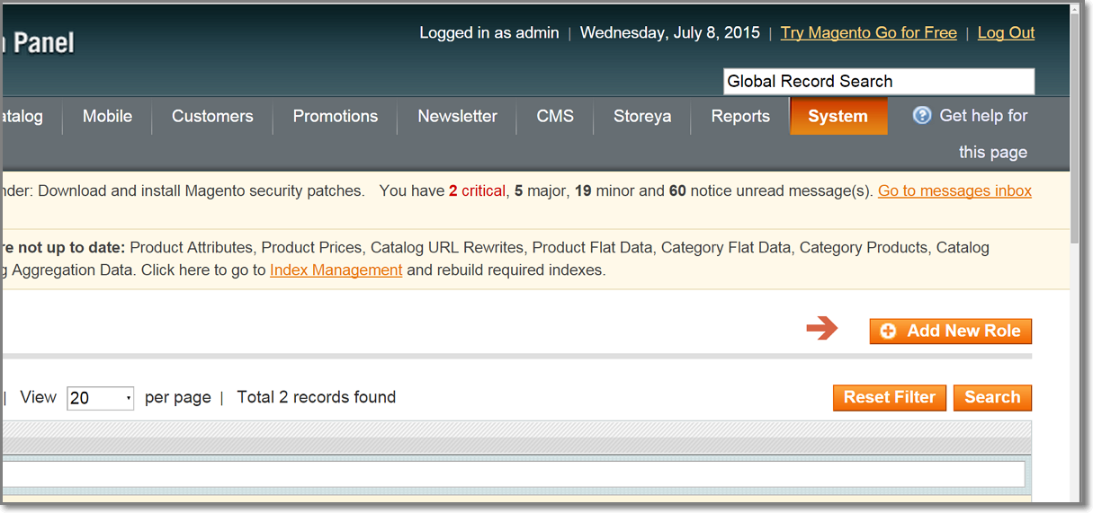 Import Your Magento Store Automatically – StoreYa