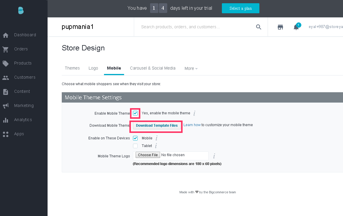 How to install Coupon Pop for your Bigcommerce store – StoreYa
